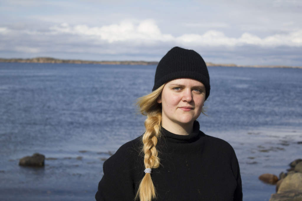 Therese Karlsson. Foto: Karl Jansson